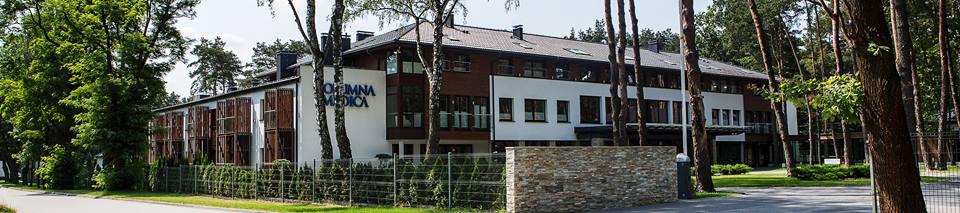 Klinika rehabilitacji Columna Medica w Łasku