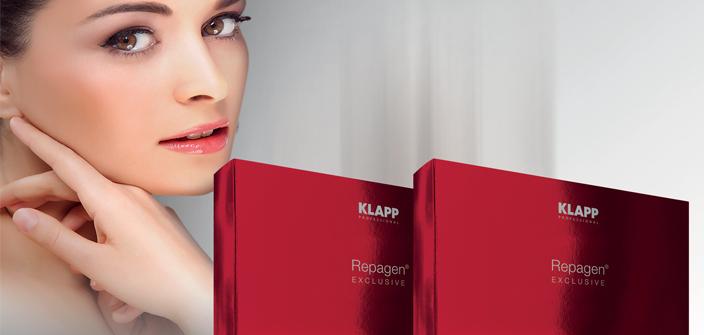 Repagen Exclusive to intensywnie regenerujący zabieg firmy Klapp Cosmetics