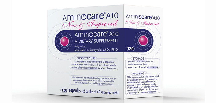 Suplement diety - Aminocare A10