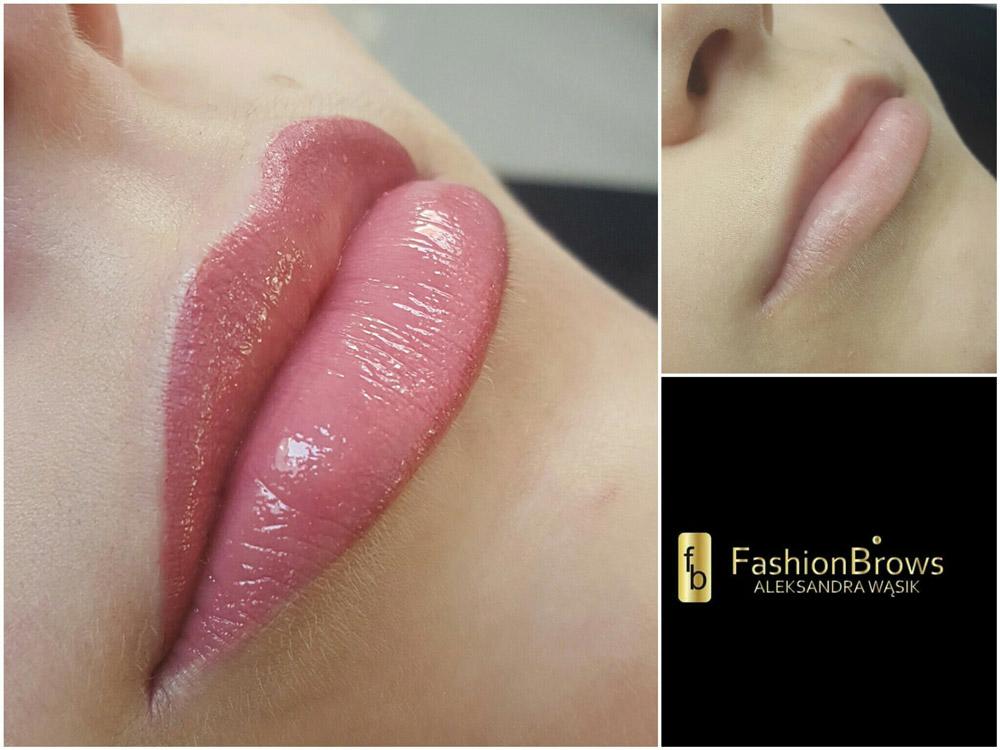 Fashion Brows, Velour Lips