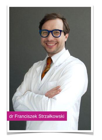 dr Franciszek Strzałkowski