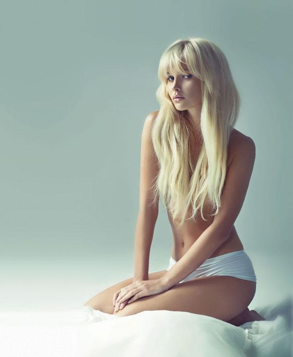 MonaLisa touch modelka