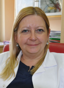 dr Aleksandra Jagiełło-Gruszfeld