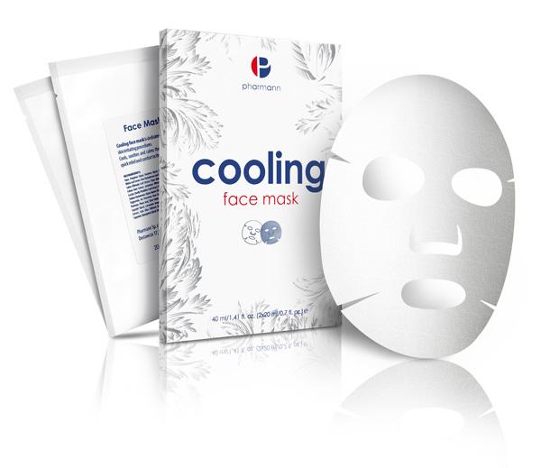 Pharmann Cooling Face Mask