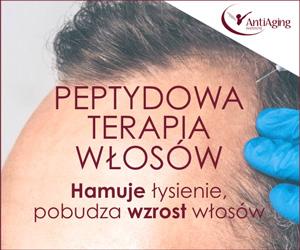 peptydowa terapia włosów