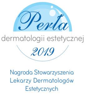 Logo Perły Dermatologii Estetycznej