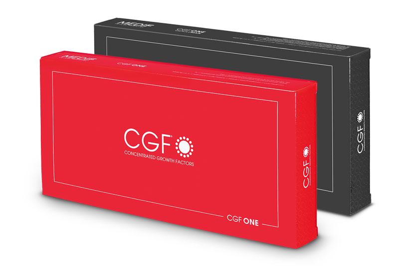 CGF One, CGF Harmony