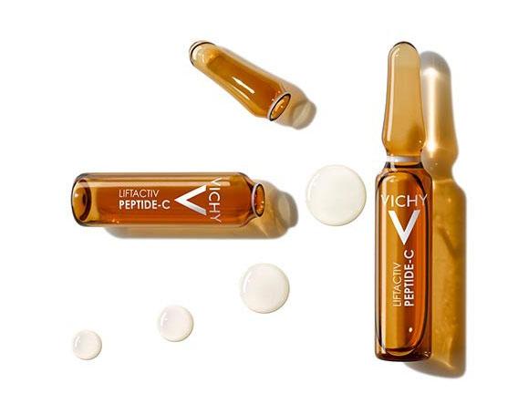 ampułki z witaminą C Vichy